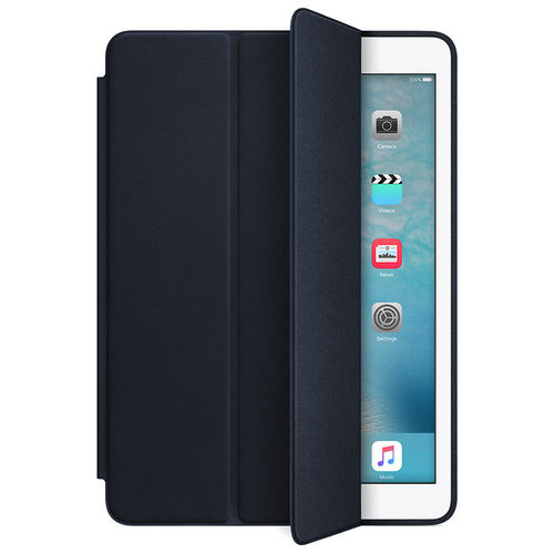 Trifold Sleep/Wake Smart Case for Apple iPad Pro (9.7-inch) - Blue